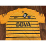 Camiseta Suplente Boca Juniors Alternativa Amarilla Match