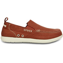 Crocs Originales Walu Marrón Hombre 81p