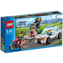 Lego City High Speed Police Chase Auto Policia Ladron 60042