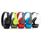 Auricular Bluetooth Vincha Micro Sd Radio Fm Inalambrico P47