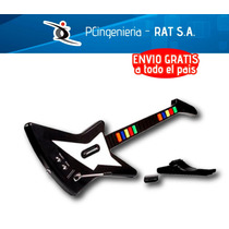 Guitarra Inalambrica Ps2- Seisa Kx-g002