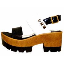 Zapatos Mujer Sandalias Plataforma Alta Moda 2016 - Caburé