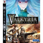 Juego Ps3 - Valkyria Chronicles - Formato Fisico