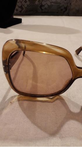 7bf71a100c Antiguo Anteojos De Sol Grandes Año 60/70
