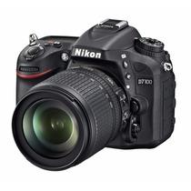 Nikon D7100 Kit 18 105vr