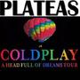 Entradas Coldplay Plateas Primera Fila 3 Cuotas Sin Interes!