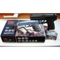 Pistola Gas Comprimido Umarek Hk Usp 4.5