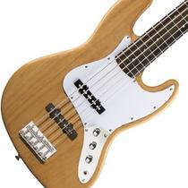 Fender Squier Jazz Bass Affinity 5 Cuerdas