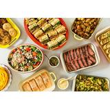Lunch Para 10 Personas, Catering, Mesa Salada