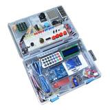 Kit Arduino Uno R3 Principiantes 1ra Calidad Rfid Completo