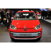 Volkswagen Cross Up 2016