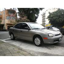 Chrysler Neon Le Automatico Con Gnc 1998