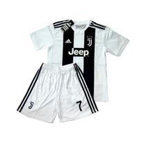 Conjunto Juventus Para Niños adidas Original 2018/19
