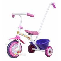 Triciclo Little Peppa Pig Unibike Original Garantia Oficial