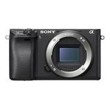 Sony Alpha 6500 Sin Espejo Color Negro