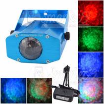 Luces Led Dj Laser Efecto Agua Iluminacion Boliche Fiestas !