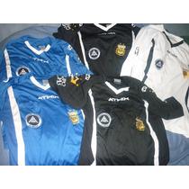 Remera De Arbitro De Futbol Oficial