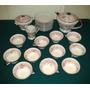 Juego De Te De Porcelana Francesa Limoges 26 Piezas