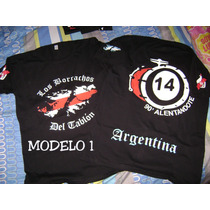 Remera De River Los Borrachos Del Tablon Personalizamos!!!