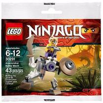 Lego Ninjago 30291 Ninja Go Anacondrai Battle Mech 43 Piecas