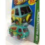 Hot Wheels 2012 The Mystery Machine Scooby-doo Imagination
