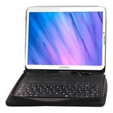 Tablet Gadnic Indus Phone + Funda Teclado 7  16gb Blanca Con Memoria Ram 1gb