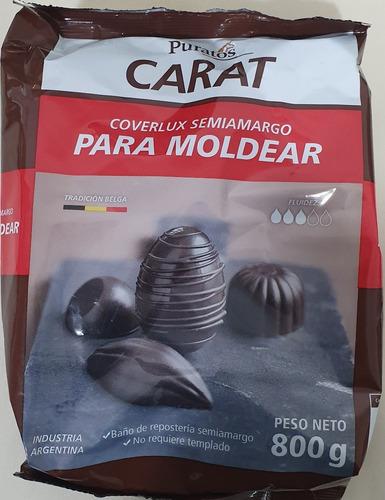 Chocolate Para Huevos De Pascua Carat Coverlux Puratos 800g