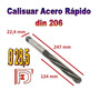 Calisuar Helicoidal A/r Cilindrico 28,5 Mm