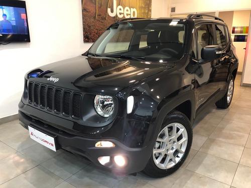Jeep Renegade 1.8 Sport Manual Nueva!!!