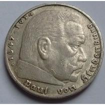 Tercer Reich - Alemania Nazi - 5 Reichsmark 1.935 G