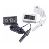 Termohigrometro Digital Con Sonda Termómetro Higrometro
