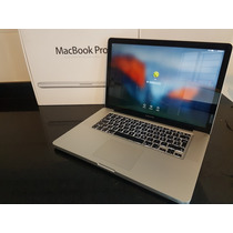 Macbookpro 15 2011 Quad Core I7 16g Ram Hd 1t Caja