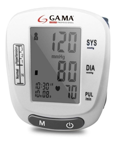 Tensiómetro Digital Ga.ma Italy Bp 2116