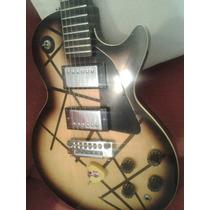 Guitarra Eléctrica Les Paúl Hondo 2 Anos