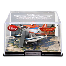 Disney Store Planes Pontoon Dusty Escala 1:43 !!!