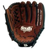 Guante De Softbol/béisbol South® De 12'' Cuero. Envío Gratis