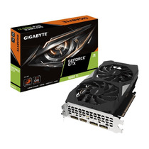 Placa De Video Gigabyte Geforce Gtx 1660 Ti 6gb Ddr6 Oc Gtia