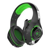 Auricular Xbox One 7.1 Headset Nisuta 100% Original Verde