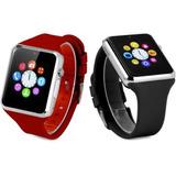 Smartwatch W8 Reloj Inteligente Celular Android iPhone U8