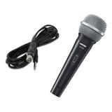 Micrófono Shure Sv100 Dinámico Cardioide