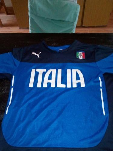 8464da4c0e Camiseta De Italia Alternativa Original