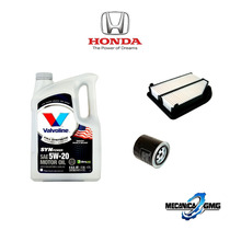 Service Honda Hrv 30k Escaneo Revision 30000 Km Aceite Filtr