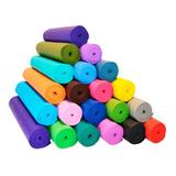 Colchoneta Mat Yoga 6mm Text Pilates Gimnasia Fitnes  El Rey