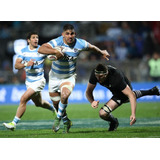 Pumas Vs All Blacks 20/7
