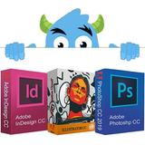 Photoshop+ilustrator+elegir+inst. Remota Win/mac Catalalina