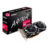 Placa De Video Amd Radeon Rx 570 8gb Gamer Mexx 1