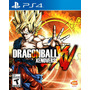 Dragon Ball Xenoverse Ps4 Nuevo Sellado Original