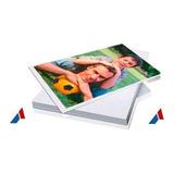 Papel Foto Autoadhesivo Resma A4 135 Gr Glossy 20 Hojas