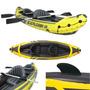 Kayak Inflable Intex Explorer K2 Personas + Remos + Inflador