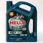 10 W40 Aceite Shell Helix Hx7 Por 4 Litros Fazio